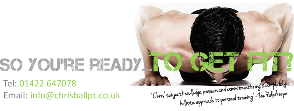 personal trainer in huddersfield and halifax